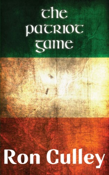 The Patriot Game - Book Cover